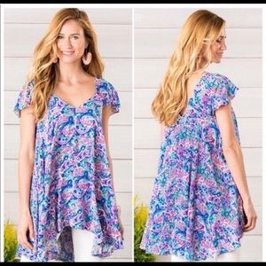 Matilda Jane tunic top